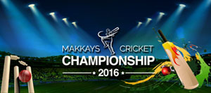Makkays Cricket Championship 2016